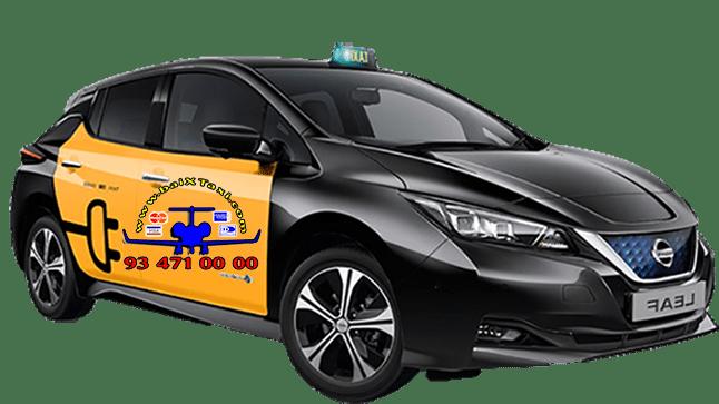 taxi gava