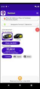 app taxis gava